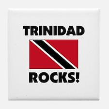 Trinidad Rocks Tile Coaster