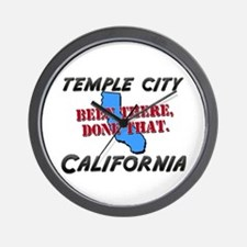 temple city california - been there, done that Wal