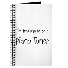 I'm training to be a Piano Tuner Journal