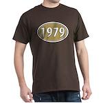 1979 Oval Dark T-Shirt
