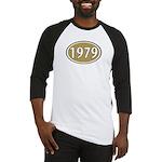 1979 Oval Baseball Jersey