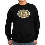 1979 Oval Sweatshirt (dark)