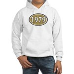 1979 Oval Hooded Sweatshirt