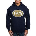 1979 Oval Hoodie (dark)
