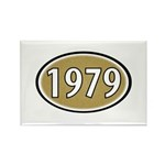1979 Oval Rectangle Magnet (100 pack)