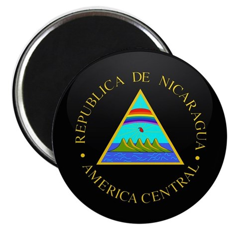 Coat of Arms of Nicaragua Magnet