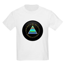 Coat of Arms of Nicaragua T-Shirt