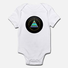 Coat of Arms of Nicaragua Infant Bodysuit