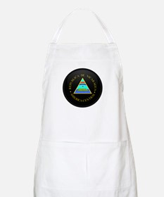 Coat of Arms of Nicaragua BBQ Apron