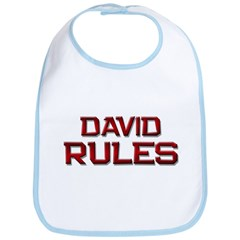 david rules Bib
