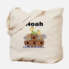 Personalized Noahs Ark Tote Bag