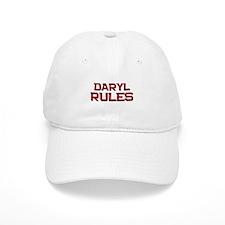 daryl rules Baseball Cap