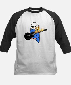 English Budgie Rocks Tee