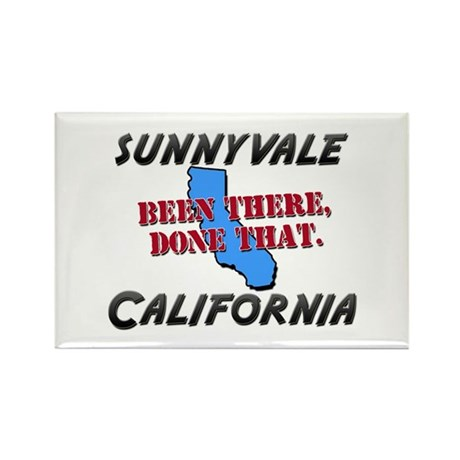 sunnyvale california - been there, done that Recta