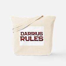 darrius rules Tote Bag
