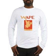WAPE Jacksonville 1969 -  Long Sleeve T-Shirt