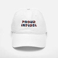 Proud Infidel Baseball Baseball Cap