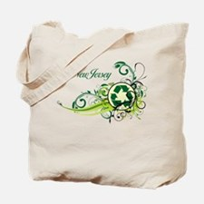 New Jersey Recycle T-Shirts and Gifts Tote Bag