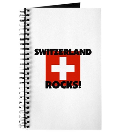 Switzerland Rocks Journal