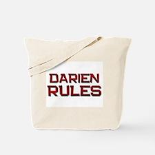 darien rules Tote Bag