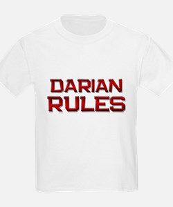darian rules T-Shirt