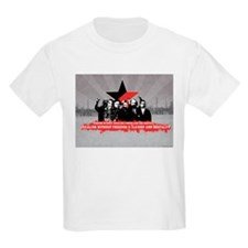 Anarchist_Commmunist_Poster T-Shirt