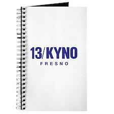 KYNO Fresno 1973 - Journal