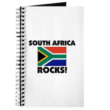 South Africa Rocks Journal