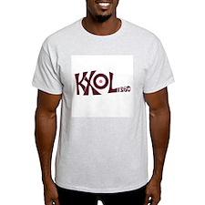 KXOL Ft Worth 1969 -  Ash Grey T-Shirt