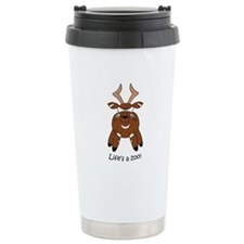 Bongo Travel Coffee Mug
