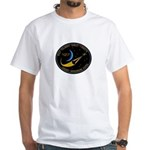 Space Shuttle STS-127 White T-Shirt