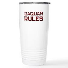daquan rules Travel Mug