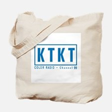 KTKT Tucson 1959 -  Tote Bag