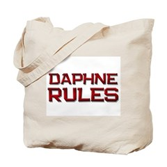 daphne rules Tote Bag