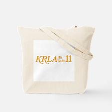 KRLA Los Angeles 1978 - Tote Bag