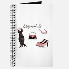 Shop-a-holic Journal