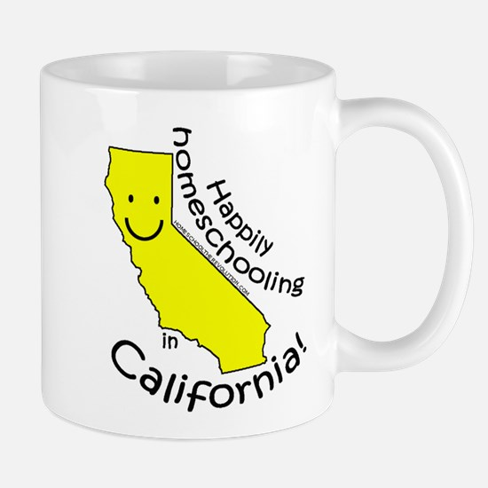 Happy in CA Mug