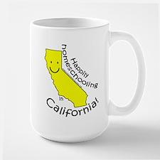 Happy in CA Mug