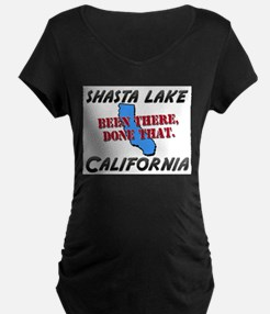 shasta lake california - been there, done that Mat