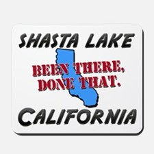 shasta lake california - been there, done that Mou