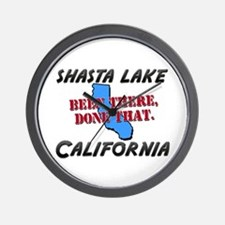 shasta lake california - been there, done that Wal