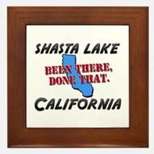 shasta lake california - been there, done that Fra