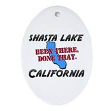 shasta lake california - been there, done that Orn