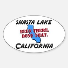 shasta lake california - been there, done that Sti