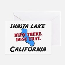 shasta lake california - been there, done that Gre