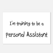 I'm training to be a Personal Assistant Postcards