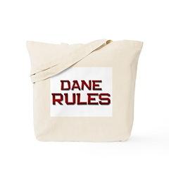 dane rules Tote Bag