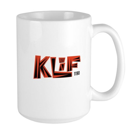 Klif Dallas 1968 - Large Mug Mugs
