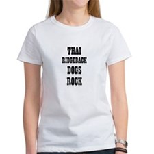 THAI RIDGEBACK DOGS ROCK Tee