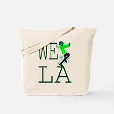 We Jerk LA (Green) Tote Bag